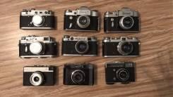 9 советских фотоаппаратов одним лотом!