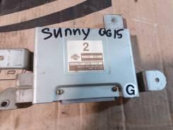 Блок управления. Nissan Sunny, FB15, JB15, QB15, SB15, FNB15