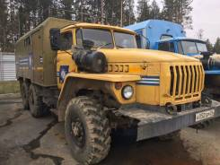 Урал 4320. Продам 1997г., 12 000 куб. см., 10 000 кг.