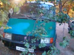 ГАЗ 33021. Продается цельнометаллический грузовой фургон Газель, 2 400 куб. см., 2 000 кг.