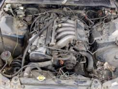Двигатель в сборе. Honda Vigor Двигатель G20A