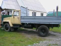 ГАЗ 3307. Продам или обменяю на легковую, 4 500 куб. см., 4 500 кг.