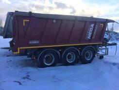 MEGA. Продается прицеп MRT 003 (Самосвал), 21 000 кг.