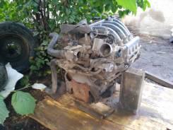 Двигатель в сборе. Mitsubishi: Pajero, Airtrek, Galant, Legnum, Chariot Grandis, Chariot, Delica, RVR Двигатель 4G64