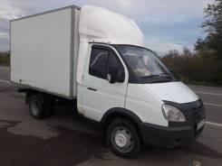 ГАЗ 3302. Газель 2010 Изотермический фургон, 2 890 куб. см., 3 500 кг.