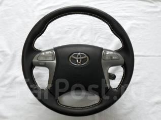 Руль. Toyota: Altezza, Camry, Blade, Estima Hybrid, Corolla, Avalon, Premio, Aristo, Allion, Avensis, Allex, Voxy, Highlander, Noah, Mark X Zio, Auris...