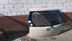 Дверь багажника. Daihatsu Boon, M601S, M600S Toyota Passo, KGC30 Двигатель 1KRFE