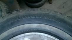 Bridgestone. Зимние, шипованные, износ: 30%, 4 шт