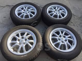 205/60 R16 Bridgestone Blizzak VRX литые диски 5х114.3 (L16-1604). 6.5x16 5x114.30 ET39