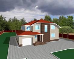 Эскизное проектирование индивидуальных жилых домов.