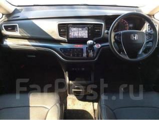 Honda Odyssey. автомат, передний, 2.4, бензин, 15 658 тыс. км, б/п. Под заказ