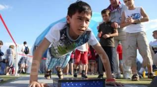 Спорт подготовка детей к сдаче ГТО и поступлению в военные училища