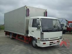 Nissan Diesel Condor. фургон мебельный, широкая кабина, FE6, 6 900куб. см., 5 000кг. Под заказ
