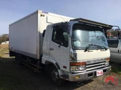 Mitsubishi Fuso Fighter. будка(фургон) 6D16, спальник, аппарель, 7 500куб. см., 5 000кг. Под заказ