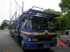 Hino Ranger. автовоз 3х осный! J08C простое ТНВД., 8 000 куб. см., 8 000 кг. Под заказ