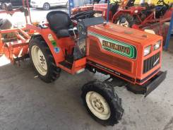 Hinomoto. Японский трактор N179 4WD с ПСМ, 1 121 куб. см.