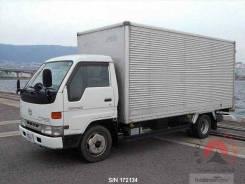 Toyota Toyoace. BU145 будка 2 тонны., 3 400 куб. см., 2 000 кг. Под заказ