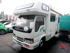 Isuzu Elf. автодом на колёсах(кемпинг) 4вд, 3 100 куб. см. Под заказ
