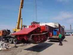 ОТЗ ТЛТ-100. ТДТ-55 Трактор трелевочный, 15 000 кг., 14 500,00кг.