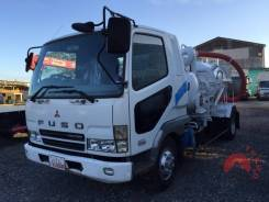 Mitsubishi Fuso Fighter. илосос на 3 куба., 8 200 куб. см. Под заказ