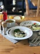 Кейтеринг, бизнес-ланчи, комплексные обеды с доставкой