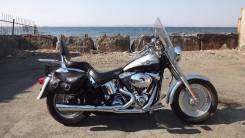 Harley-Davidson Fat Boy. 1 448 куб. см., исправен, птс, без пробега
