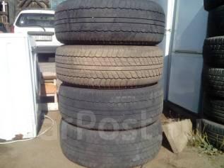 Dunlop Grandtrek AT20. Летние, 40%, 4 шт