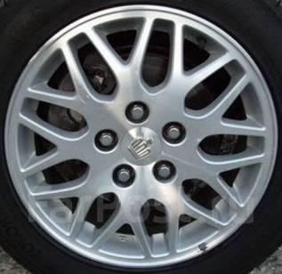 Toyota. x16, 5x114.30, ЦО 60,1мм.