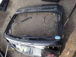 Ограничитель двери багажника. Subaru Impreza WRX STI, GRF, GRB