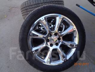 Продам колеса с дисками. 9.0x22 6x114.30 ET31