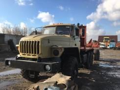 Урал. 4444, 14 850 куб. см., 12 000 кг.
