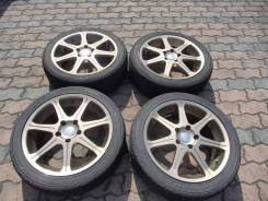 Bridgestone BEO. 7.0x17, 5x114.30, ET45, ЦО 72,0мм.