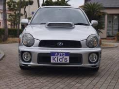 Subaru Impreza WRX. механика, 4wd, 2.0, бензин, 40 000 тыс. км, б/п, нет птс. Под заказ