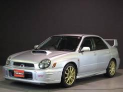 Subaru Impreza WRX. механика, 4wd, 2.0, бензин, 79 600 тыс. км, б/п, нет птс. Под заказ