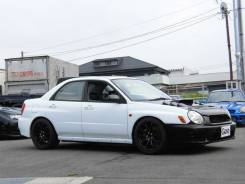 Subaru Impreza WRX STI. механика, 4wd, 2.0, бензин, 37 000 тыс. км, б/п, нет птс. Под заказ