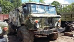 ГАЗ 66. Продаётся ГАЗ-66 дизель под охоту, 3 500 куб. см., 6 500 кг.