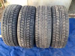 Dunlop SP Winter ICE 01. Зимние, шипованные, 2011 год, износ: 30%, 4 шт