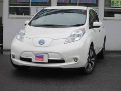 Nissan Leaf. автомат, передний, электричество, 19 000тыс. км, б/п. Под заказ