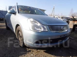 Nissan Bluebird Sylphy. KG11, MR20