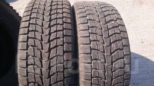 Dunlop. Зимние, без шипов, 2007 год, износ: 20%, 2 шт