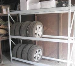 Хранение автопокрышек и дисков