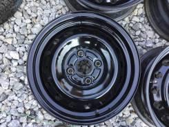Toyota. 6.0x15, 4x114.30, ET27, ЦО 60,0мм.
