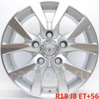 "Toyota. 8.0x18"", 5x150.00, ET56, ЦО 110,1мм."