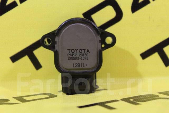 Датчик положения дроссельной заслонки. Toyota: Corona, Platz, Ipsum, Avensis, Corolla, Yaris Verso, Probox, Tercel, MR-S, Raum, Vista, Sprinter, Echo...