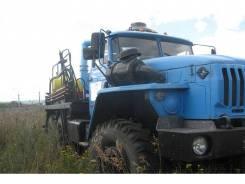 Урал 4320. АДПМ на шасси , 14 860 куб. см., 12 000 кг.
