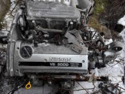 Двигатель в сборе. Nissan Maxima, PJ30, J30 Двигатели: VE30DE, VG30E