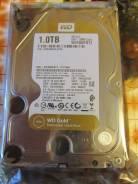 Жесткие диски. 1 000 Гб, интерфейс SATA-3