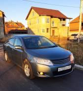 Toyota Allion. вариатор, передний, 1.8 (136 л.с.), бензин, 140 000 тыс. км