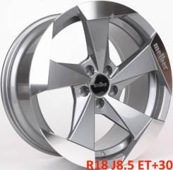 Audi. 8.5x18, 5x112.00, ET30, ЦО 66,6мм.