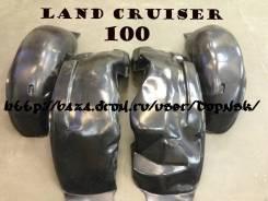 Подкрылок. Toyota Land Cruiser, FZJ100, FZJ105, HDJ100, HDJ100L, HDJ101, HDJ101K, HZJ105, HZJ105L, J100, UZJ100, UZJ100L, UZJ100W Toyota Land Cruiser...